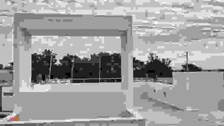 Terraza de RecreARQ Construcciones