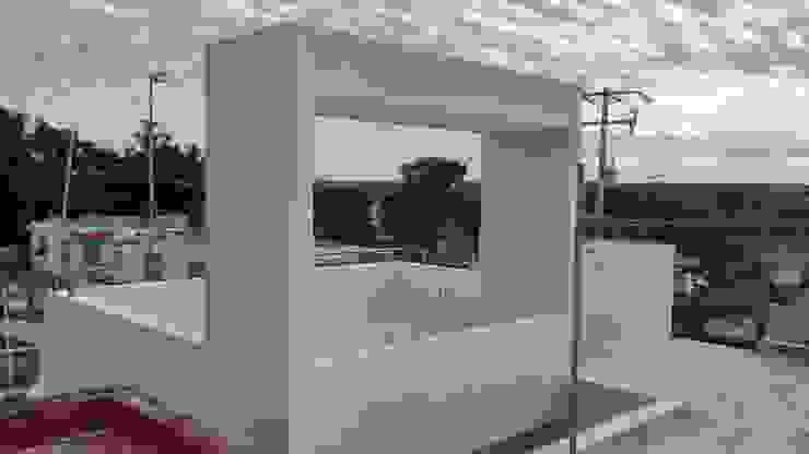 Terraza sobre garage de RecreARQ Construcciones