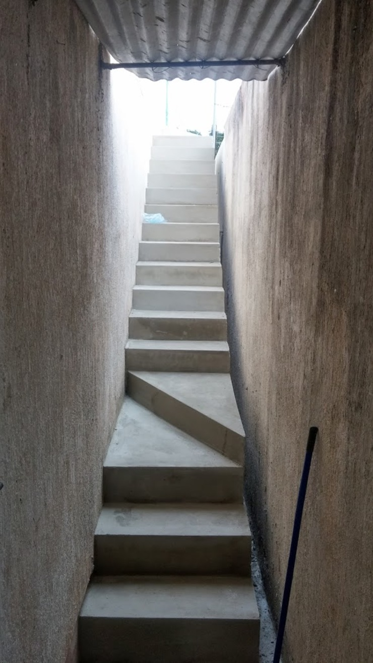 Escaleras de RecreARQ Construcciones