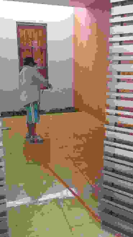 Detalle limpeza final de RecreARQ Construcciones