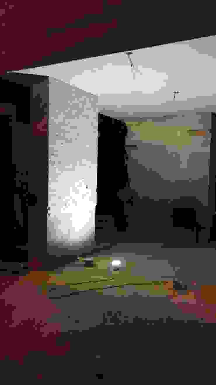 Pruebas de iluminación de RecreARQ Construcciones