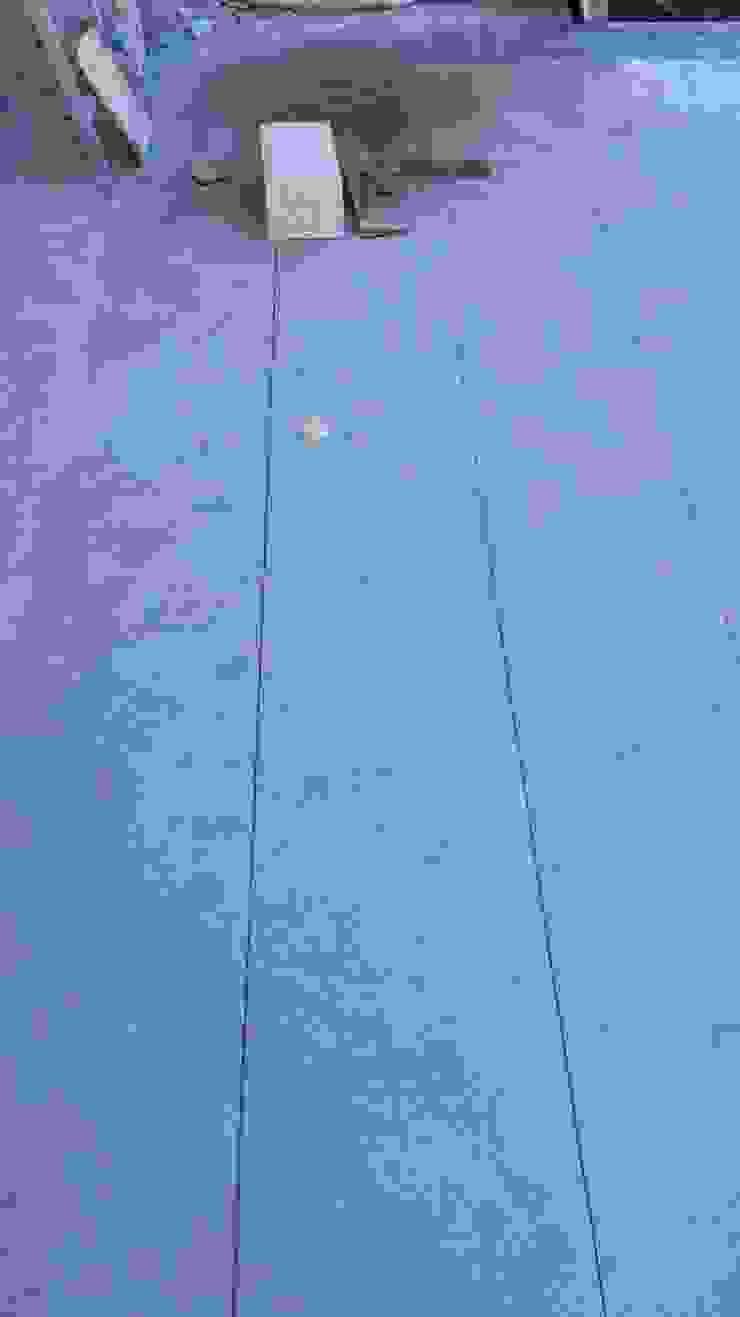 Detalle concreto en rampa de RecreARQ Construcciones