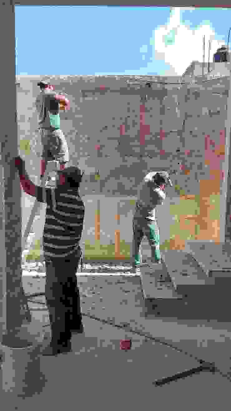 Detalles remosión de loseta de RecreARQ Construcciones