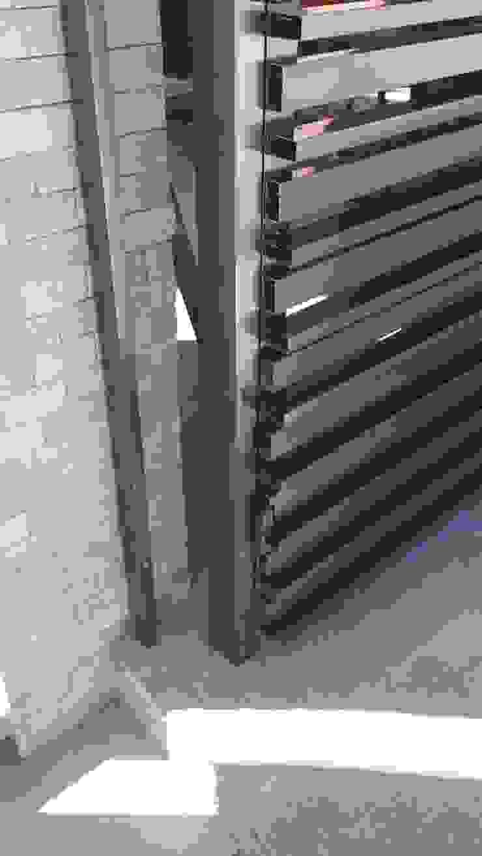 Detalles aluminio de RecreARQ Construcciones