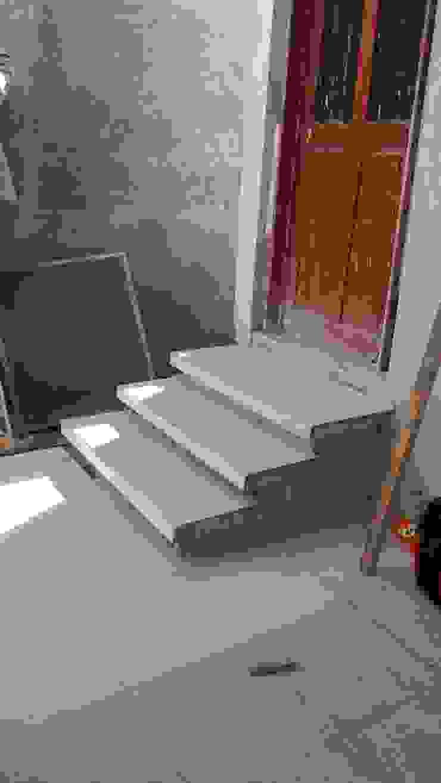 Detalles escalones de RecreARQ Construcciones
