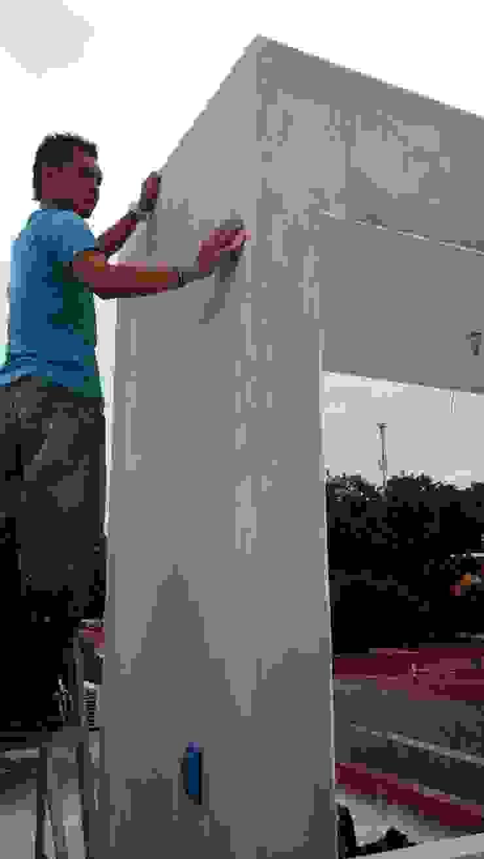 Detalles acabados de RecreARQ Construcciones