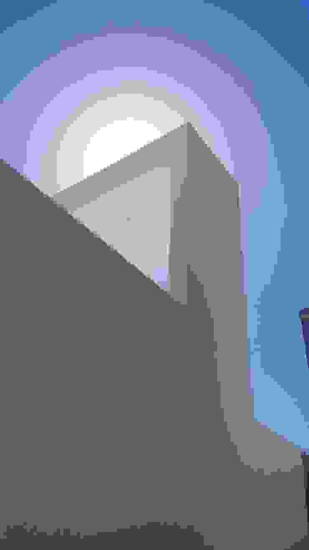 Detalles volado de balcon-terraza de RecreARQ Construcciones