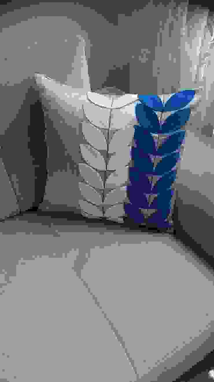 YASTIK ays-design Kırsal/Country Tekstil Altın Sarısı