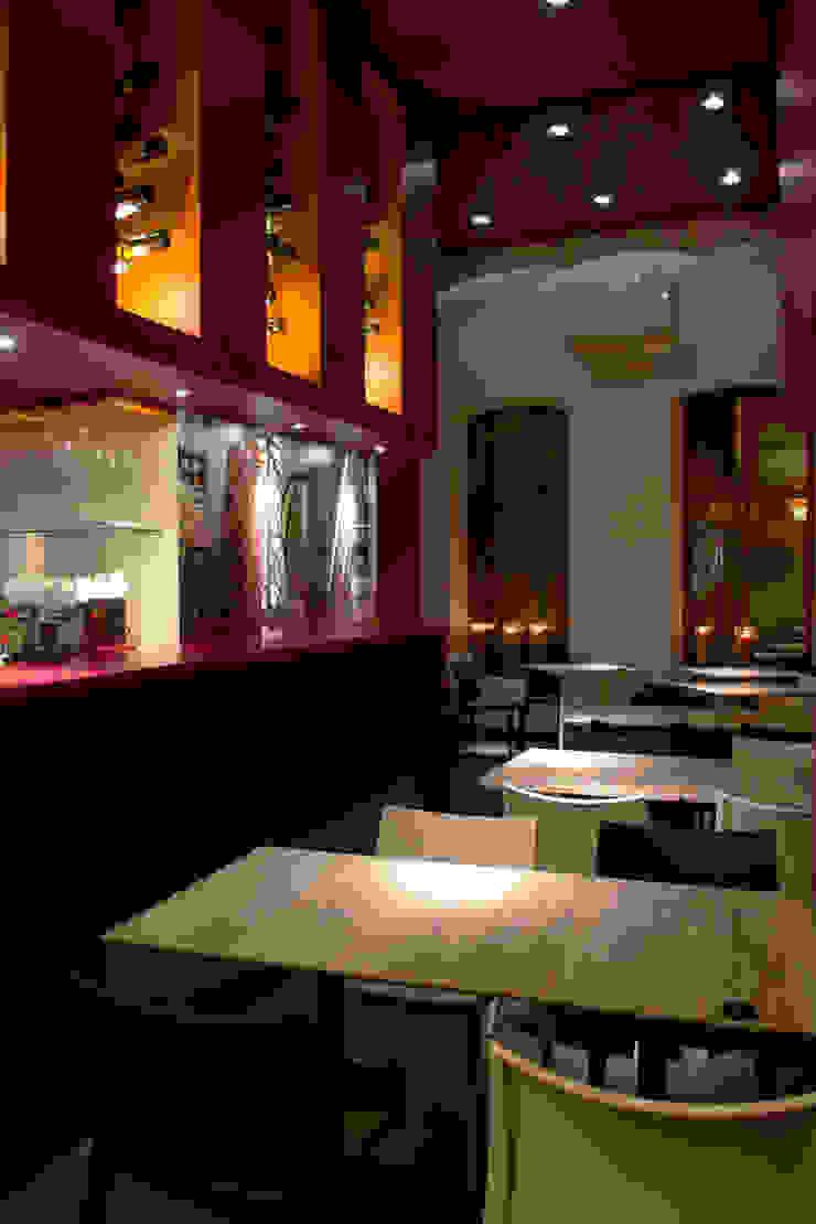 Hotel Boutique Su Merced Comedores de estilo moderno de EARQ Moderno
