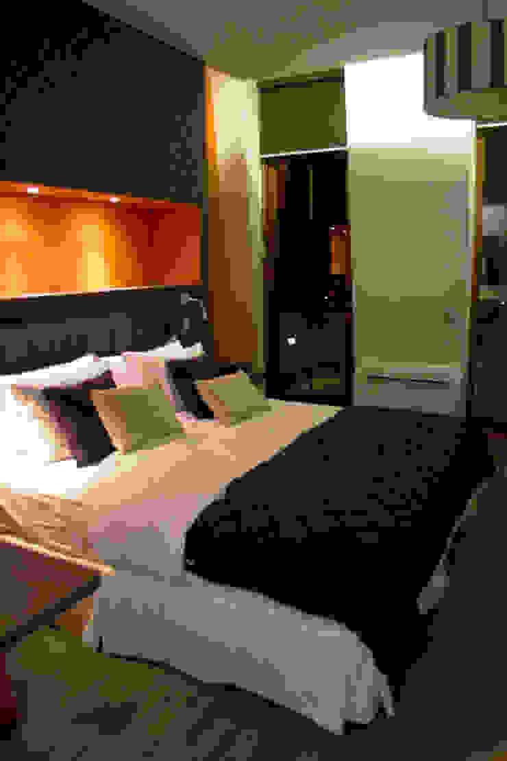 Hotel Boutique Su Merced Dormitorios de estilo moderno de EARQ Moderno