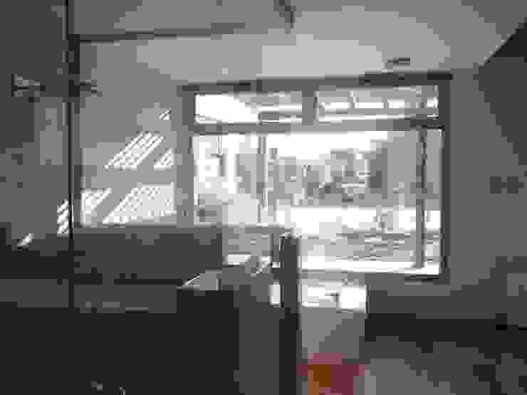Baño principal Baños modernos de Azcona Vega Arquitectos Moderno