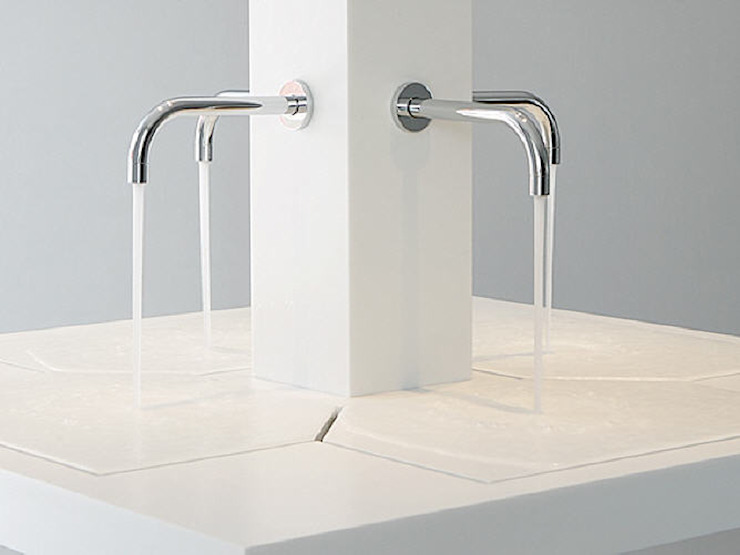 natursteinwolf GmbH & Co. KG - die natursteinmanufaktur Modern Bathroom Quartz