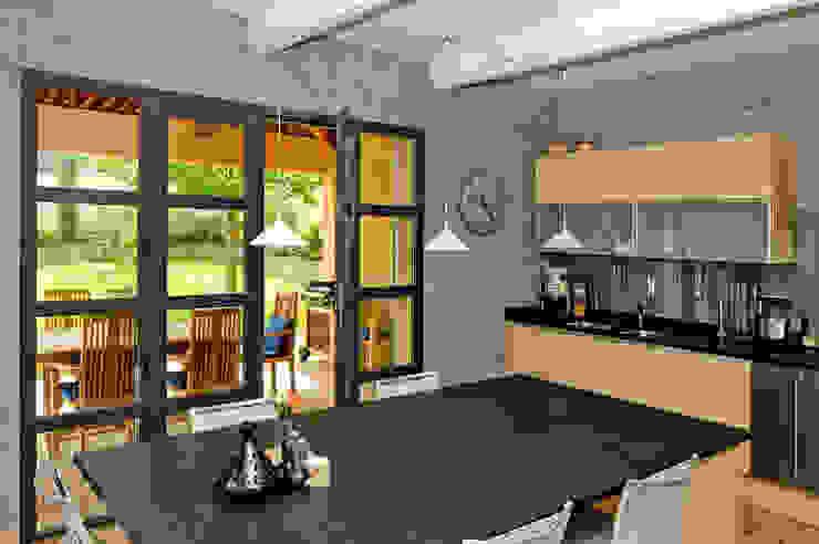 Pierre Bernard Création ห้องครัว Grey