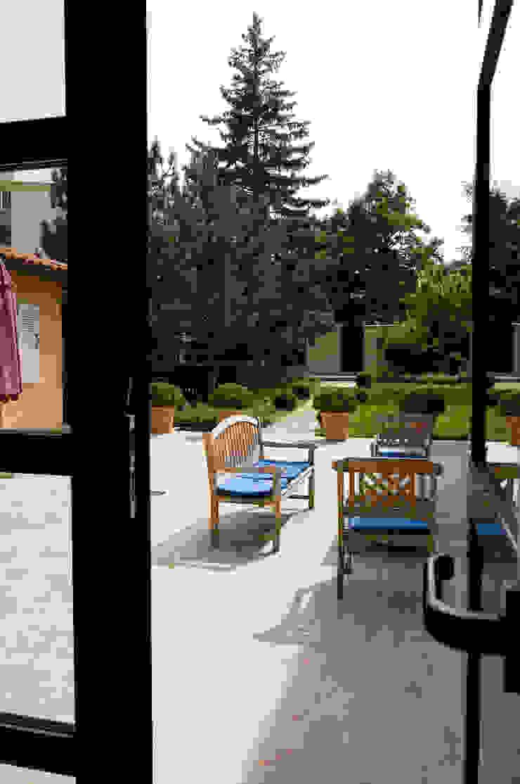 Salon de jardin Jardin classique par Pierre Bernard Création Classique