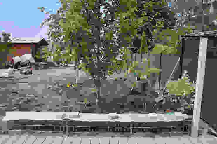 Jardines modernos de homify Moderno