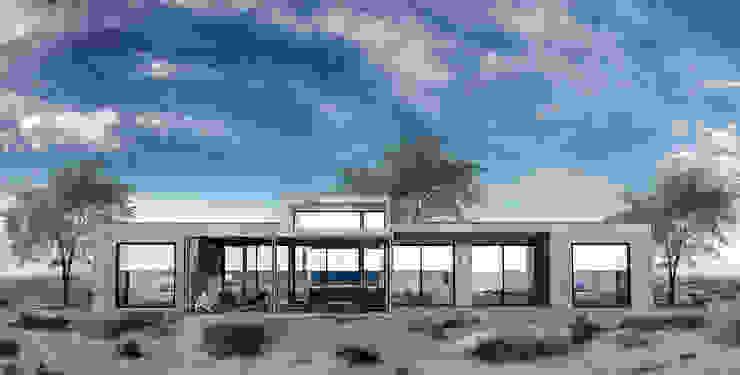 Casa BIG house modelo La Niña Casas estilo moderno: ideas, arquitectura e imágenes de Inmobiliaria BIG house Moderno