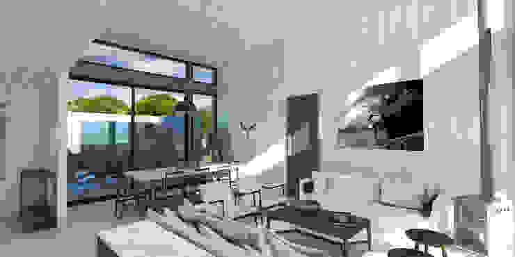 Casa BIG house modelo La Niña Comedores de estilo moderno de Inmobiliaria BIG house Moderno