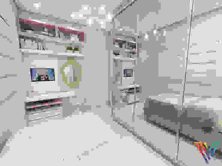 Dormitório Infantil Vitral Studio Arquitetura Quarto infantil moderno