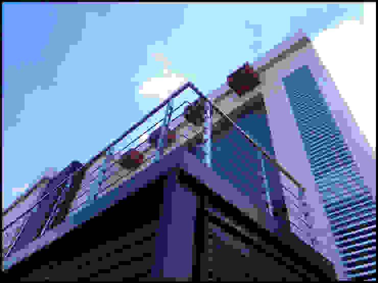 Casas de estilo minimalista de APF arquitectos Minimalista