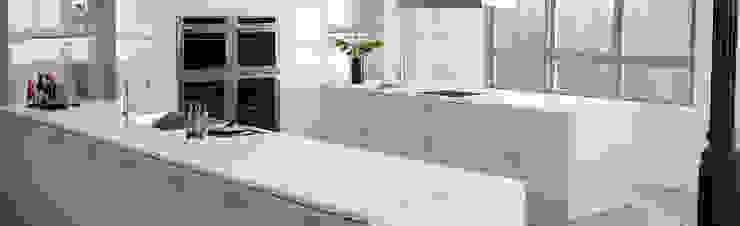 Absolut Blanc de Ecoconcept Design Minimalista Cuarzo
