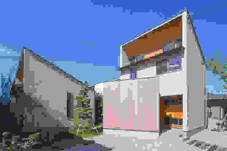 Houses by ATELIER N