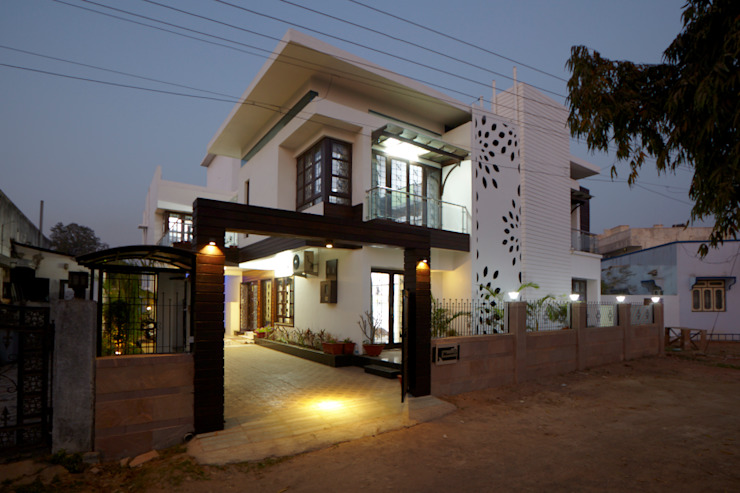 House Plan Small Home Design: 7 Facade Designs For Small Indian Homes
