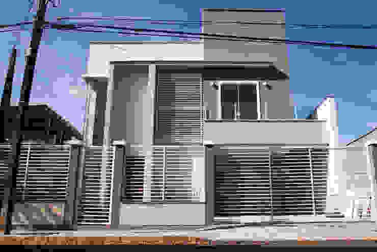Casa LG309 Casas modernas por Cecyn Arquitetura + Design Moderno