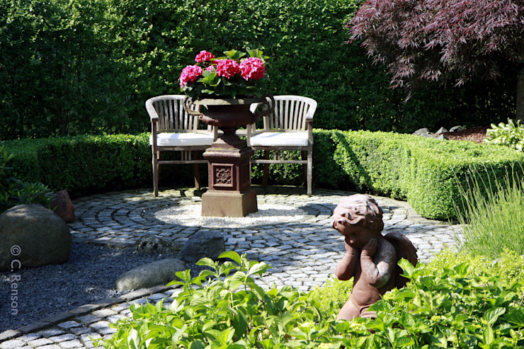 Country style gardens by dirlenbach - garten mit stil Country