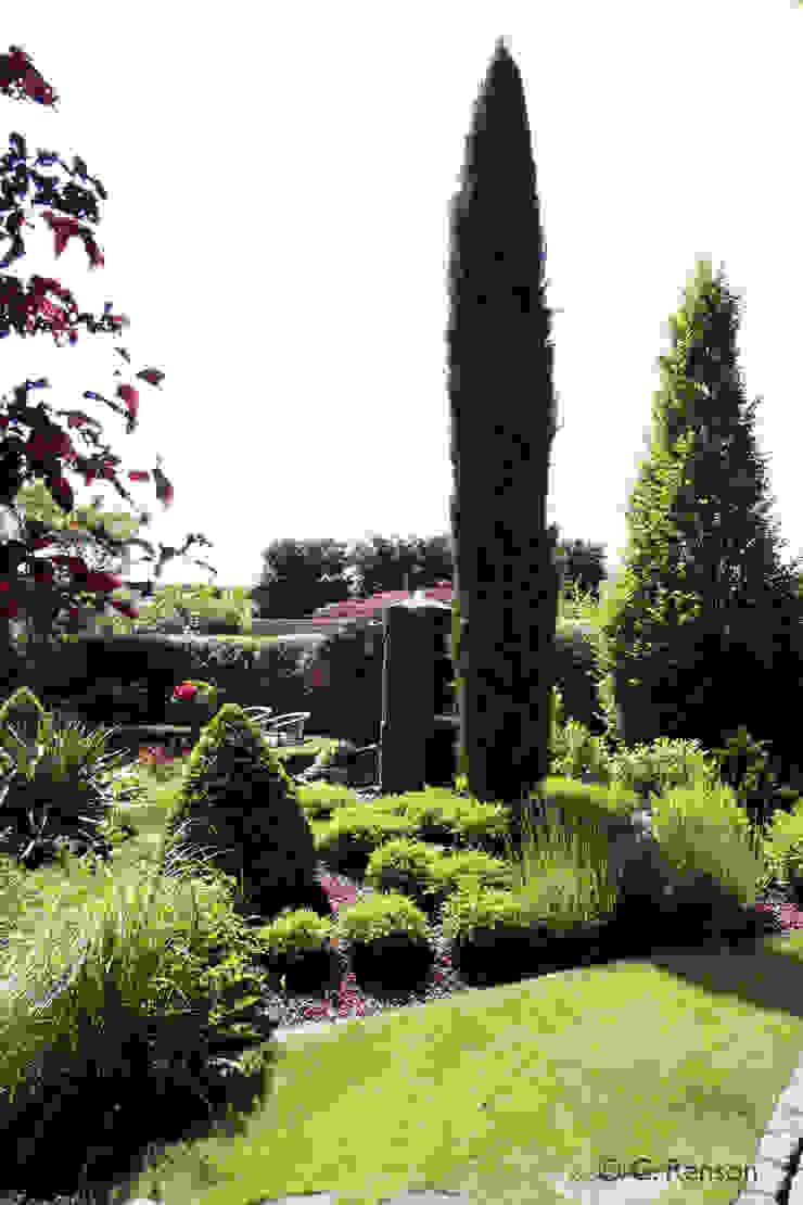 Solitärpflanzen entwickeln nach über 20 Jahren ihren Reiz dirlenbach - garten mit stil Garten im Landhausstil
