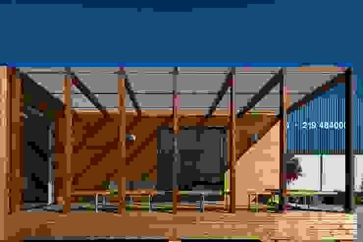 Jular Madeiras Minimalist house Wood Wood effect