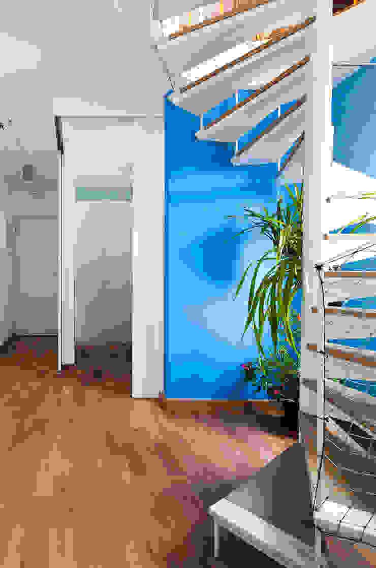 Minimalist Yatak Odası Zoom Urbanismo Arquitetura e Design Minimalist