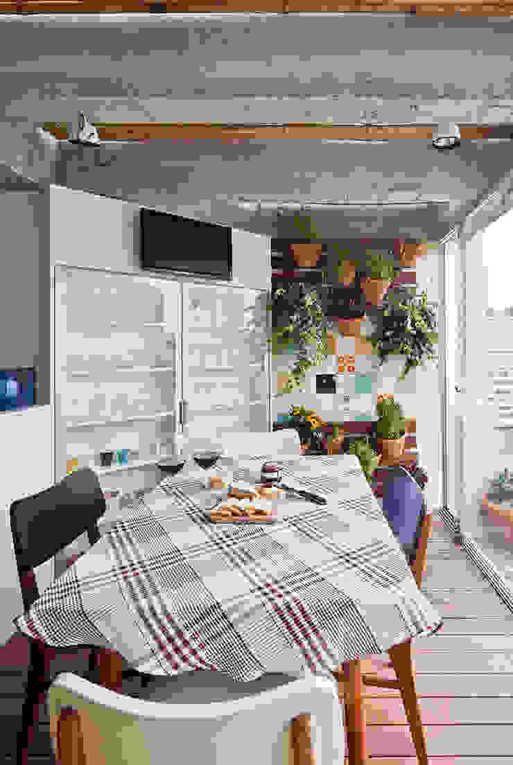 Comedores de estilo moderno de Zoom Urbanismo Arquitetura e Design Moderno