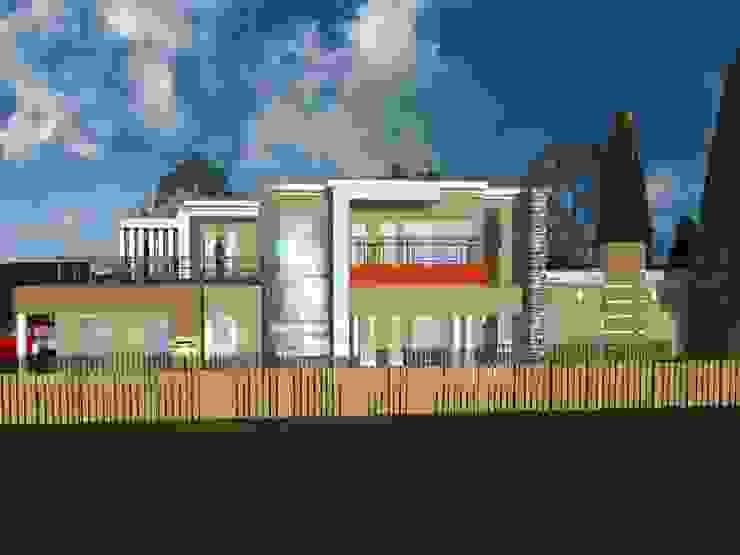Zulu House by iRON B HOME DESIGN