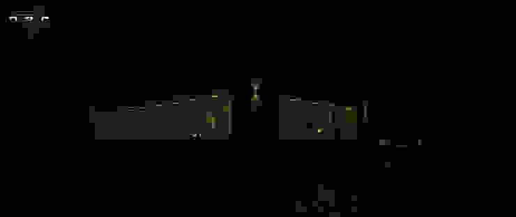 Visulaizacion 3d Casas minimalistas de D3c Arquitectos Minimalista