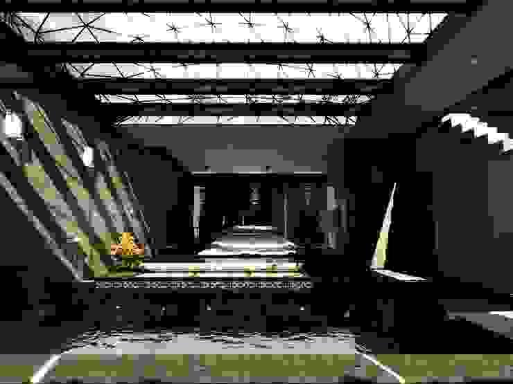 Master Room Dormitorios modernos de D3c Arquitectos Moderno