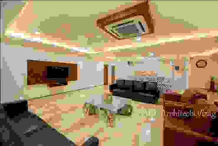 Hall Modern corridor, hallway & stairs by ARK Architects & Interior Designers Modern