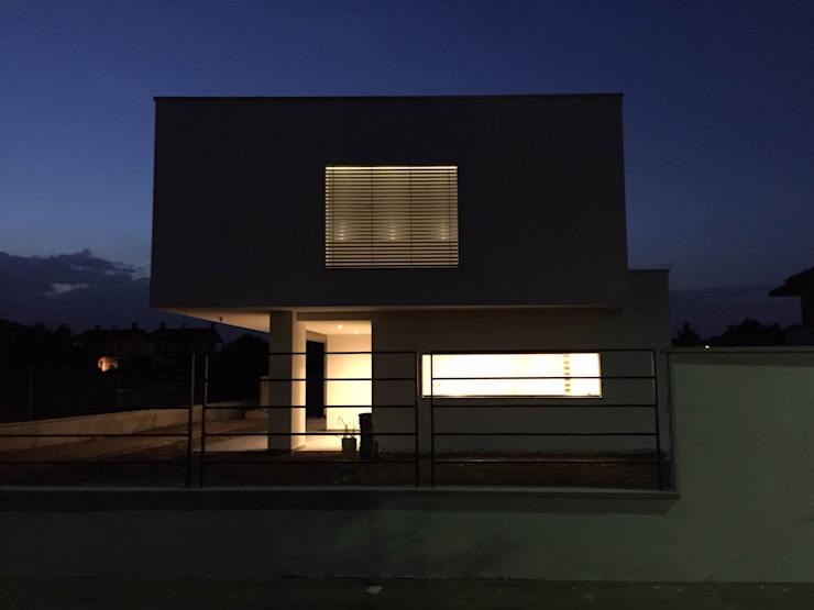 MONO C+P | lighting Case moderne di Studio GIOLA | Casorezzo MI Moderno