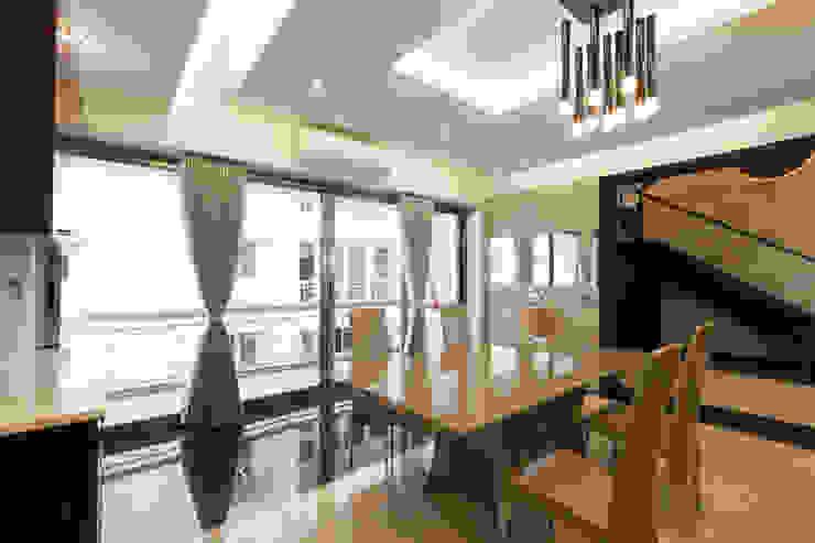 Cubism Modern dining room