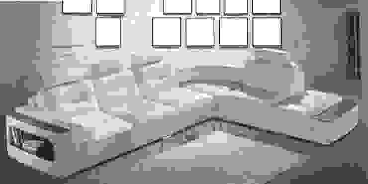 http://intense-mobiliario.com/pt/sofas-de-canto/9682-sofa-de-canto-adiragram.html por Intense mobiliário e interiores; Moderno
