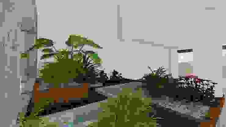 A-labastrum arquitectos Minimalistischer Garten
