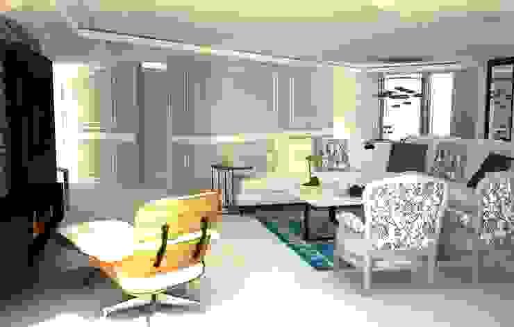 APARTMENT Modern Oturma Odası Sinem Oktay Modern