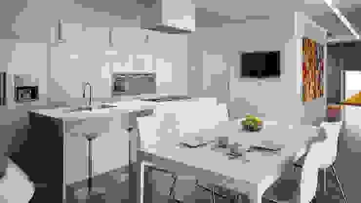 Cozinha por Judite Barbosa Arquitetura