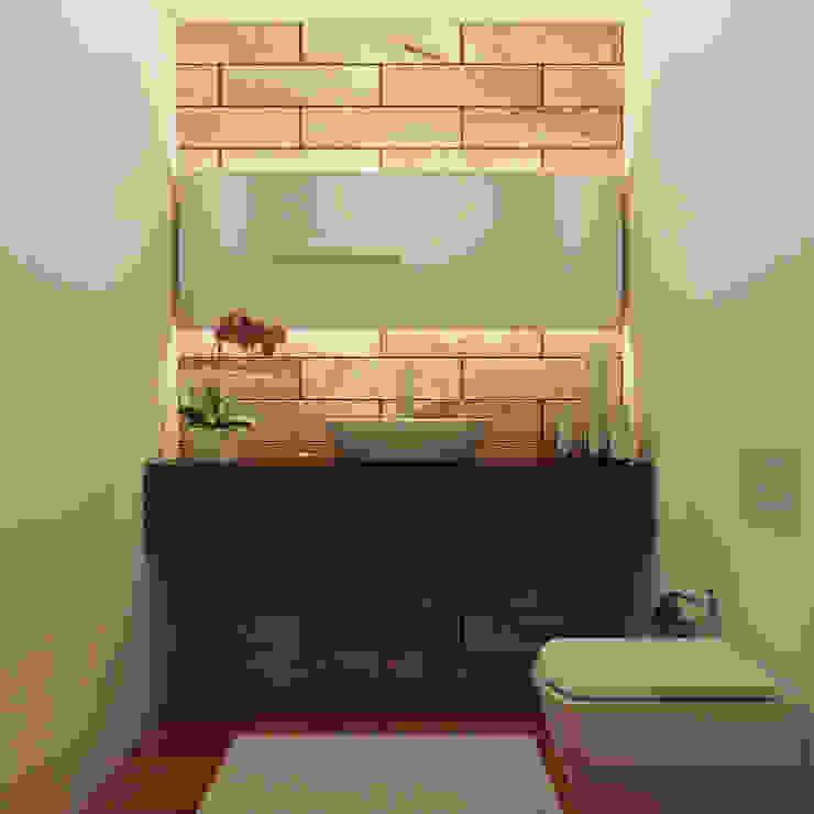 Instalação sanitária de serviço por Judite Barbosa Arquitetura