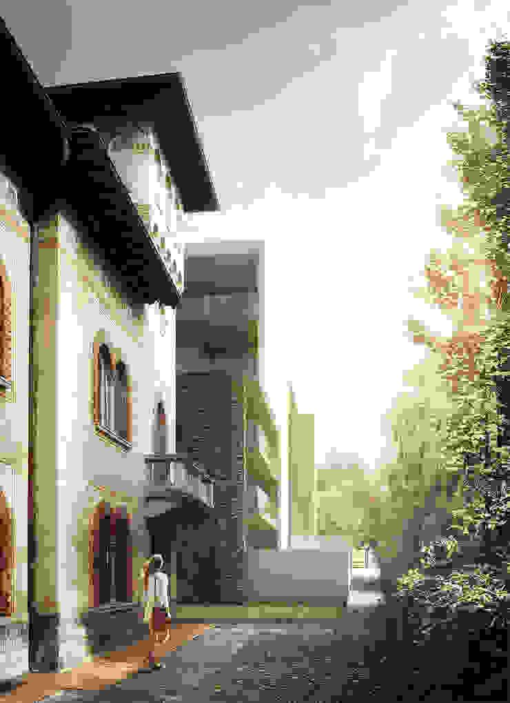 Villa Vera, Bellinzona (CH) por Rosario Badessa