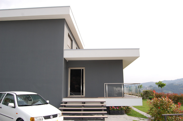 Moradia em Celorico de Basto por Engebasto - Atividades de Engenharia e Arquitetura, Lda