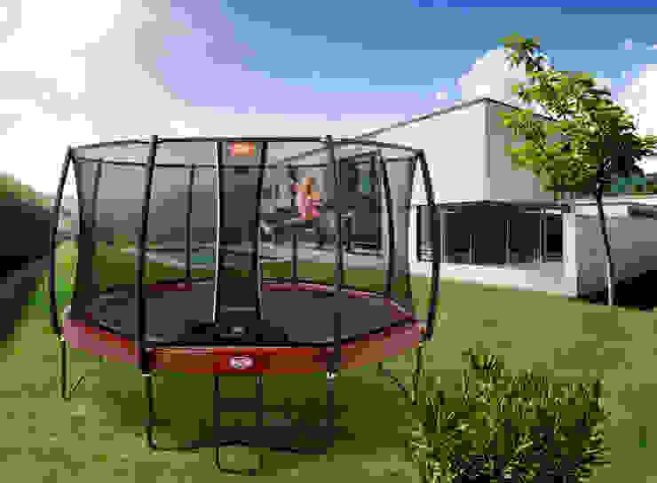 BERG Elite+ 330/380/430 + Safety Net T-Series BERG Toys B.V. Country style garden Plastic Red