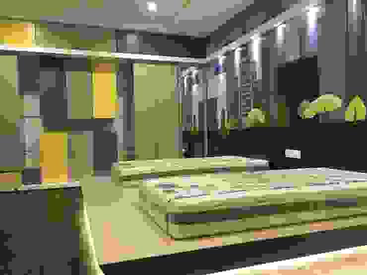 Children's bedroom Modern nursery/kids room by Studio Stimulus Modern