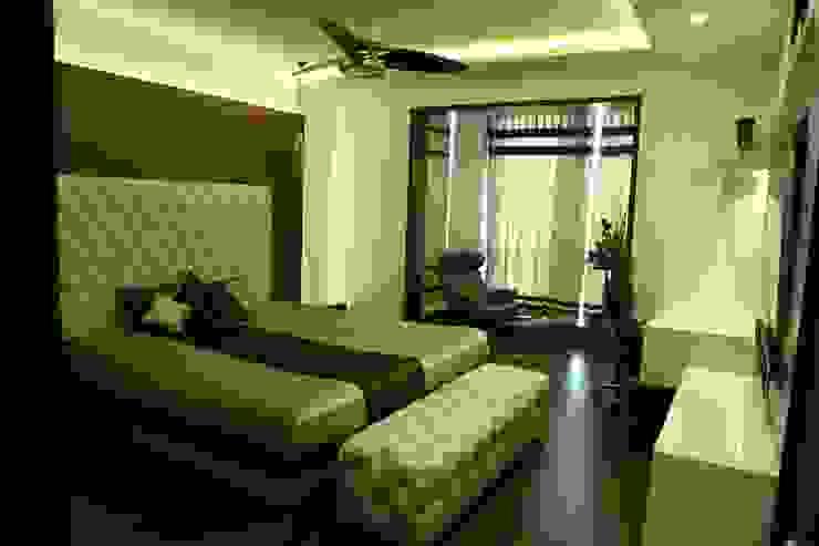 Master Bedroom Modern style bedroom by Studio Stimulus Modern