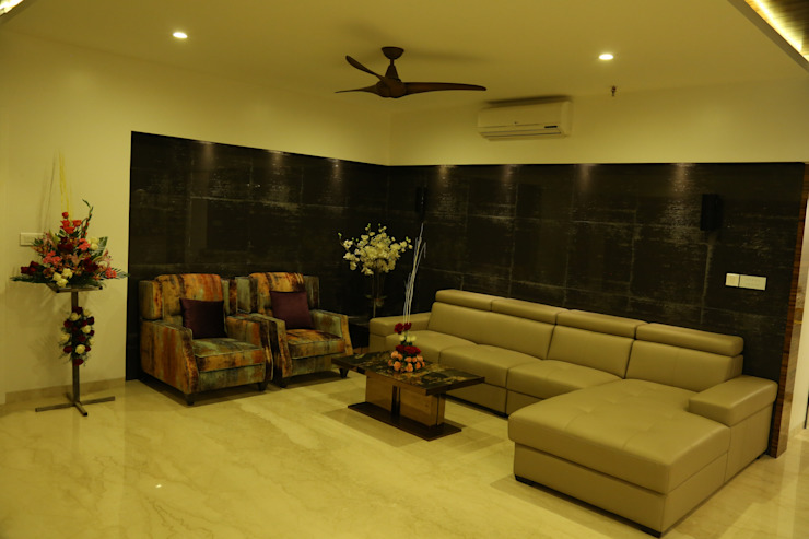 Living room Modern living room by Studio Stimulus Modern