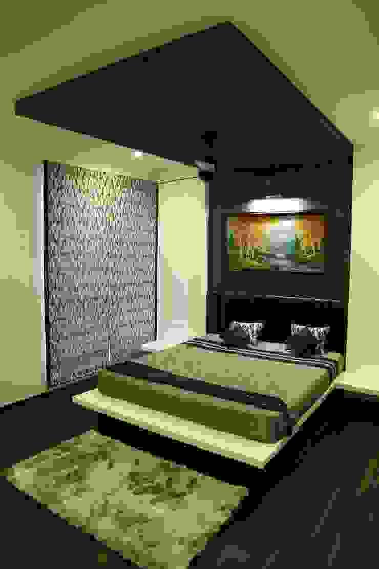 Guest Bedroom Modern style bedroom by Studio Stimulus Modern